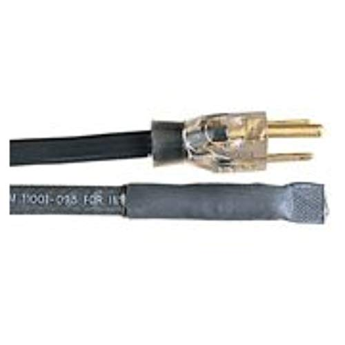 EASYHEAT PIPE/ROOF/FLOOR/GROUND 1414593 Easy PSR1024 24 ft Long 60W 120V Heat Pipe Freeze Protection & Roof De-Icing Cable