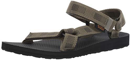 Teva Men's M Original Universal Sandal, raki Burnt Olive, 12 Medium US