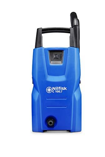 Nilfisk C 100.7-5 EU Hidrolimpiadora C100 Bares, 1300 W, Plástico, Negro/azul