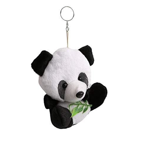 Fliyeong Premium Soft Panda - Bolso, diseño de Oso Panda