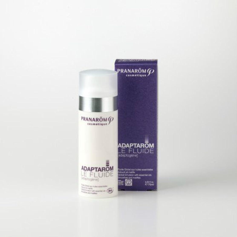 消費する円形のブラザープラナロム アダプタロム フリュイド 75ml 乳液 (PRANAROM 基礎化粧品 アダプタロム)