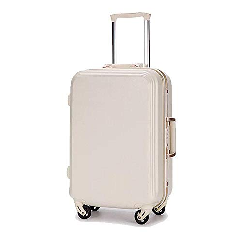 SFBBBO luggage suitcase Rolling Luggage Spinner Men Women Trolley Travel suitcase Carry On Suitcases 22' Aluminumframe