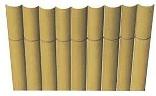 Intermas Canisse synthétique M292834 moyenne en bambou 1 x 3 m