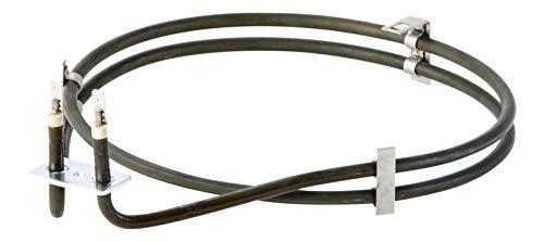 DREHFLEX - Umluftheizung Rundheizung Heißluftheizung Heißluft Heizung - passt für diverse AEG Electrolux Juno Privileg Herd Backofen - passt für Teile-Nr. 397012801-7/3970128017