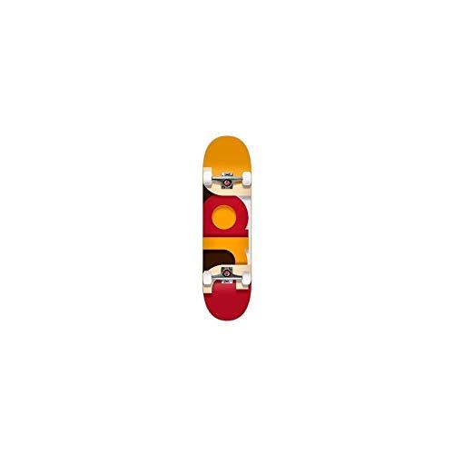 Jarts Mighty 8.0'x31.85' Jart Complete Skateboard, Adulti Unisex, Multicolore (Multicolore), 8.0'