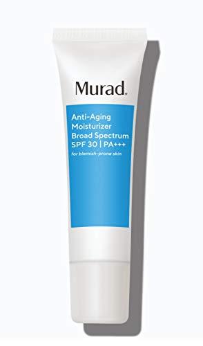 31B95l1+6HL - Murad Anti-Aging Moisturizer Broad Spectrum SPF 30 (UPDATED PACKAGING) | Grease-Free Face Moisturizer for Women & Men - Anti-Aging Face Cream with SPF, 1.7 Fl Oz