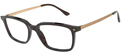 Armani 0AR7183 Gafas, Havana, 55 para Hombre