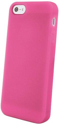 MCA MUSKI0086 - Funda minigel rosa para iPhone 5