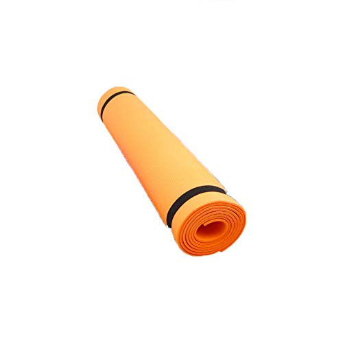 KDABJD Esterilla de yoga, 17361CM EVA Yoga Mats,Manta antideslizante,Estera de yoga deportiva para mujer,Estera multifuncional de yoga deportiva