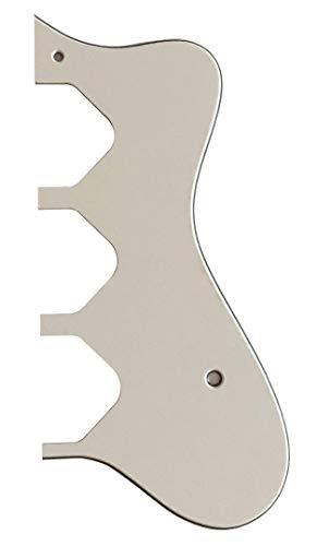 Golpeador de guitarra personalizado para Riviera Epiphone P93 Style (3 capas blancas)