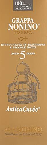Nonino Grappa Riserva Antica Cuvée Riserva 5 Years in Geschenkpackung (1 x 0.7 l) - 8