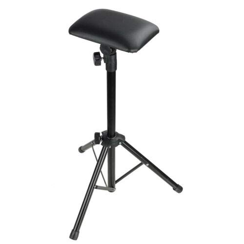 Los Angeles Mall Tattoo Tripod Leather Sponge Pad Adjustabl Height Free Shipping New Tool Arm Chair