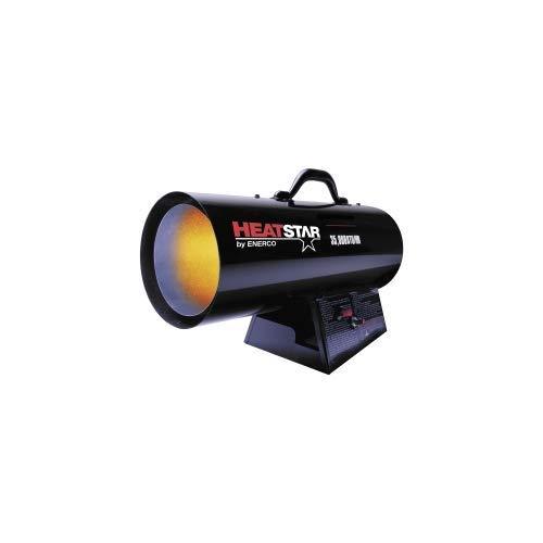 Heatstar By Enerco F170035 Forced Air Propane Heater HS35FA, 35K