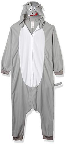 Arca de Noe - Disfraz Lobo Feroz adulto (Rubie's S8433)