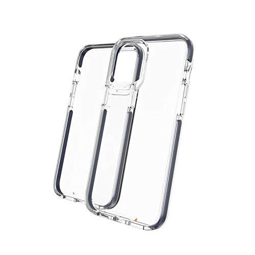 Gear4 Piccadilly – Kompatibel mit iPhone 12 Pro Max – Fortschrittlicher Aufprallschutz mit integrierter D3O-Technologie, Anti-Vergilbung, Telefonhülle, Blau