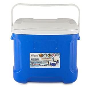 Cubo de hielo al aire libre Congelador Refrigerador Alimentos Incubadora Hogar Fresco Caja para llevar Comida Entrega Caja 32L