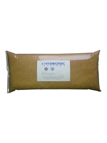 'Mobile-Soft-Water' Water Softener Resin 0.5 Cuft (Spare Part) for the 16,000 Grain Unit.