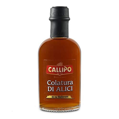 Colatura Di Alici Del Mar Mediterraneo 100 Ml - Callipo