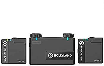 Hollyland Lark 150 2-Person Compact Digital Wireless Microphone System