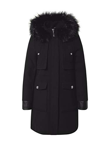 Pimkie Damen Wintermantel Dolly schwarz L