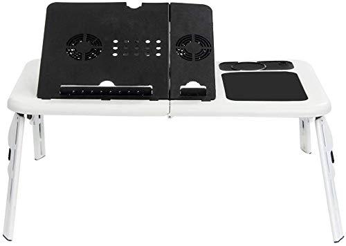 741900Beistelltisch Tisch Base PC Laptop Notebook Tablet Halterung Computer Ständer