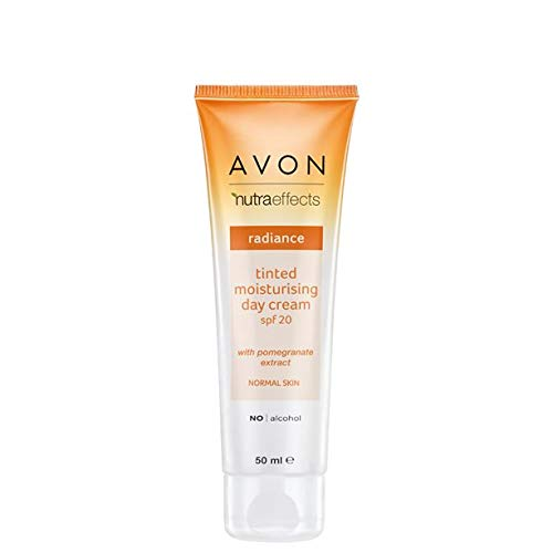 Avon Nutra Effects getönte Tagescreme LSF 20