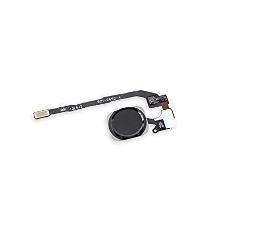 Sostituzione pulsante Home Tasto Home per iPhone 5s Nero con cavo Flex incluso
