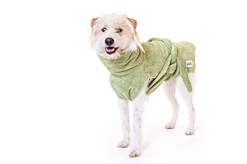 Lill's Hundebademantel