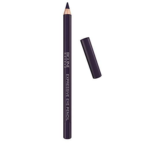 BIGUINE MAKEUP PARIS - Crayon Yeux Khôl Expressive Eye Pencil - Maquillage Contour des Yeux - Tracé Précision - Texture Crémeuse - Ultra Violet - Purple - 1,5 g - ULTRA VIOLET