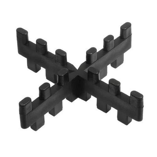 Fugenkreuz stapelbar, 3 versch. Verpackungseinheiten, 75 x 4 x 20 mm (100 Stück)