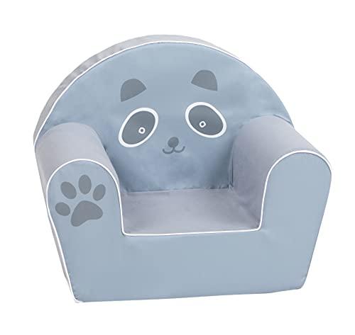 KNORRTOYS.COM Knorrtoys 68382 Panda Luan-Sillón Infantil, Algodón