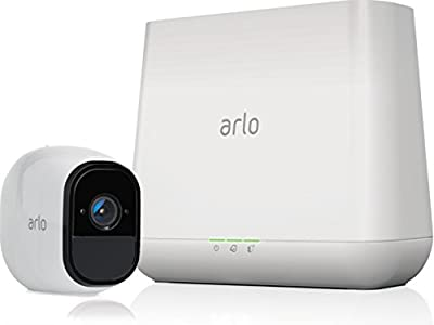 Arlo Pro by NETGEAR Security System with Siren
