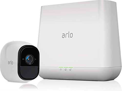 Arlo Pro - Wireless Home Security Camera System with Siren
