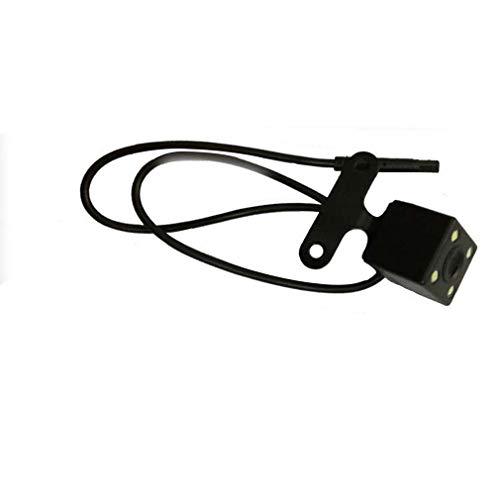Bellaluee Cámara de Respaldo para vehículos Cámara Dual Ángulo de visión Amplio 720P HD Color CCD Cámara de visión Trasera de vehículo Impermeable