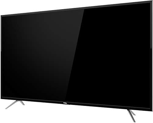 TCL 55DP602 Fernseher 139 cm (55 Zoll) Smart TV (4K, HDR, Triple Tuner, Alexa kompatibel, Micro Dimming, T-Cast) - 4