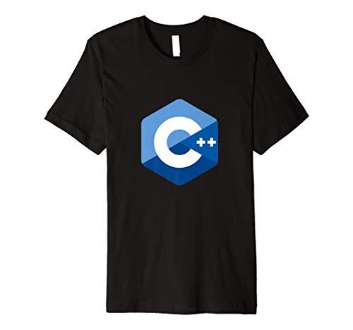 C++ (C plus plus) T-Shirt für Programmierer