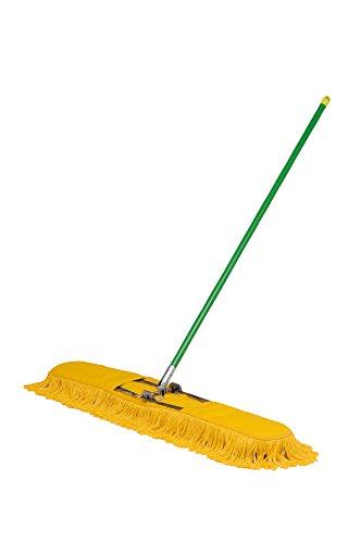 TOEI LIGHT(トーエイライト) ホールモップ60 幅60cm 吸着力の力でホコリ・ゴミがよく取れ、掃く・拭く・磨くを一度にこなす フロア清掃 T1206 T1206