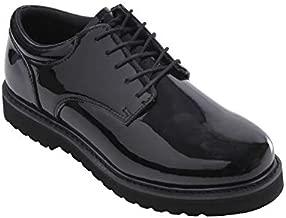 Rothco Uniform Oxford/Work Sole, Black, 10.5