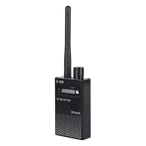 Ymiko 1,2-G- und 2,4-G-Erkennung HF-Signaldetektor 1 MHz-8000 MHz Hochempfindlicher drahtloser Fehlerdetektor HF-Tracker