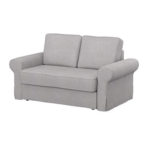 Soferia - Funda de Repuesto para sofá Cama IKEA BACKABRO de 3 plazas
