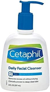 (Cetaphil Gentle skin cleanser(237ml