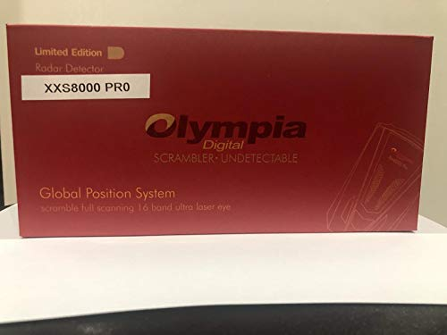 Great Features Of Olympia Digital Xxs8000