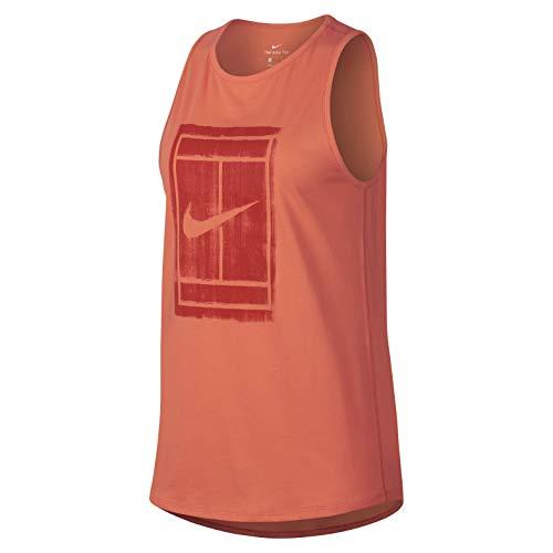 NIKE Camiseta de Tirantes para Mujer Court Tomboy, Mujer,...