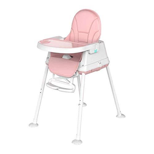 YEXIN Infantil Silla de Comedor Plegable portátil de Asiento de la Silla de bebé Multifuncional Silla de Comedor de los niños