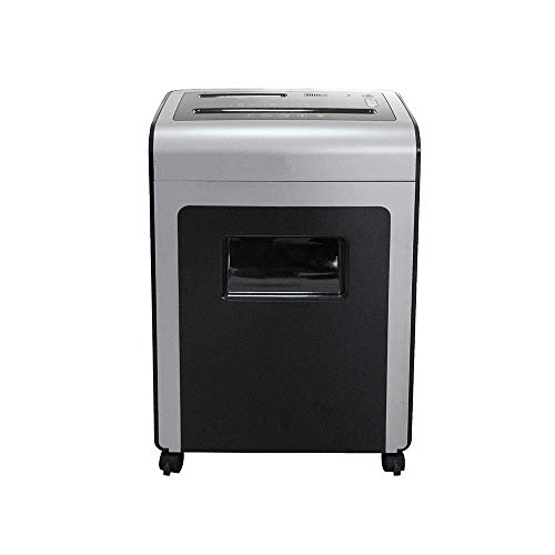 Great Price! Shredder Durable Intelligent Mobile High Power Professional Shredder Cross-Cut Paper CD...