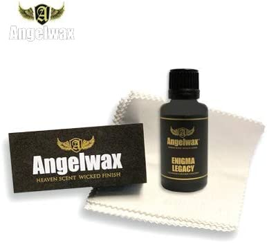 Angelwax Enigma Legacy Titanium Ceramic mL 30 Limited time for free shipping Coating Kit Arlington Mall
