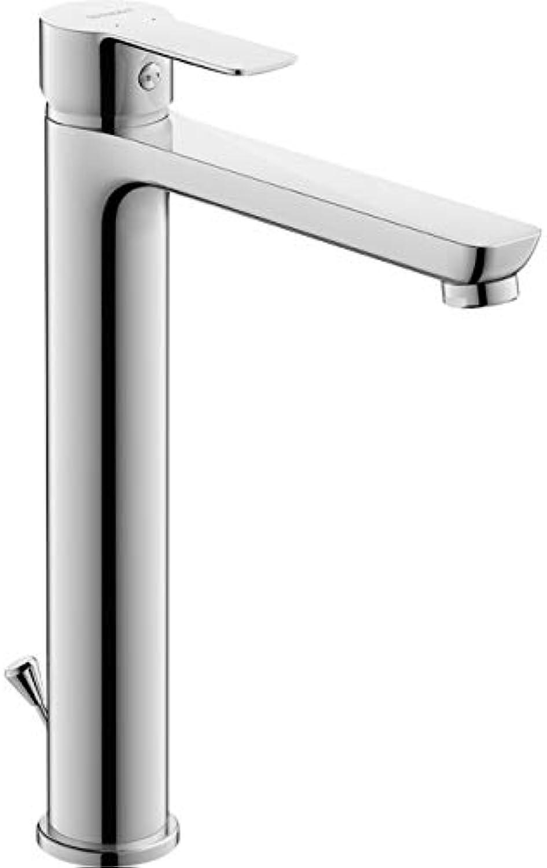 Duravit A.1 Einhebel.Waschtischmischer XL mit Zugstange, A11040001010