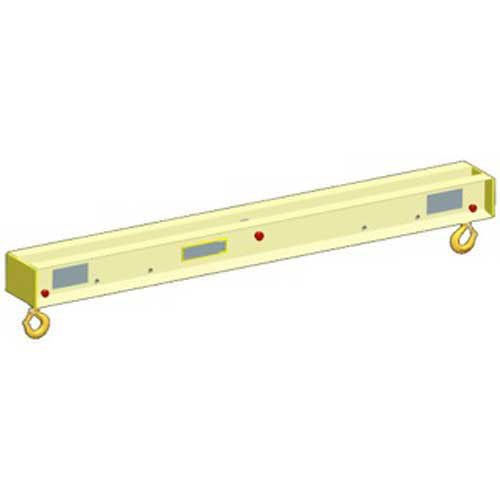 Best Deals! M&W 6' Ultra Low Headroom Lift Beam 2000 Lb. Cap.