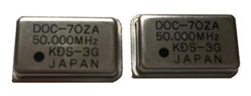4.096 MHz 8 ... BOJACK 12 Values 60 Pcs Quartz Crystal Oscillator 4 MHz 6 MHz