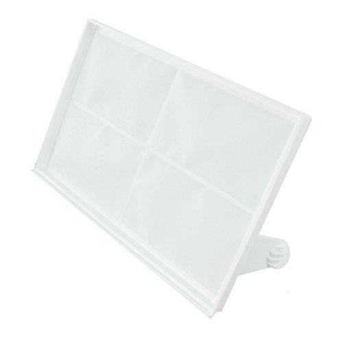 Electrolux-Filtro per lanugine originale, ricambio per asciugatrice Trap-trappola per lo schermo